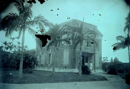 1924年興建的臘葉標本館