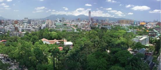 現今的台北植物園
